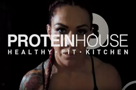 Cris Cyborg, ProteinHouse Athlete