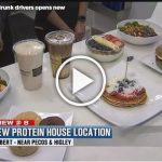 Image for Tom & Heidi Gaupel and Karey Northington open PROTEINHOUSE Healthy Fit Kitchen in Gilbert, AZ.