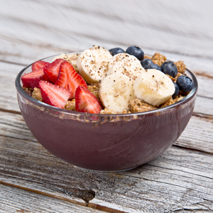 Berry Blast Açaí Bowl