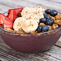 Berry Blast Acai Bowl