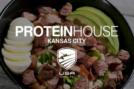 ProteinHouse Partners with USA Fencing to Present the November NAC