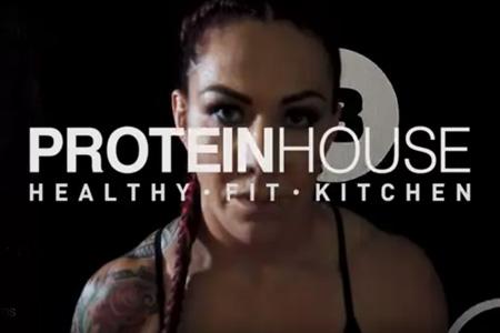 Cris Cyborg, ProteinHouse Athlete