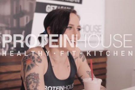 ProteinHouse Jessy Jess (Jessica-Rose Clark) Interview, UFC Fighter