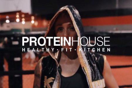 ProteinHouse Kylie Fulmer Interview, Boxer