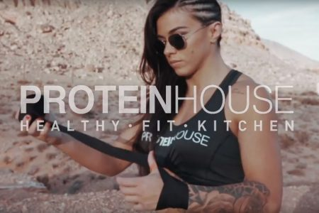 PROTEINHOUSE Interview – Claudia Gadelha, UFC Fighter