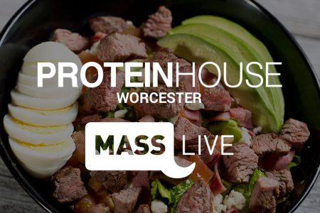 Take a sneak peek inside PROTEINHOUSE, opening in downtown Worcester on Monday with menu for the health-conscious
