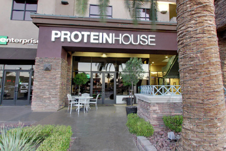 Proteinhouse Locations Vegan Restaurant Vegetarian Foods